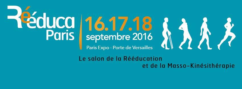 Salon Rééduca 2016