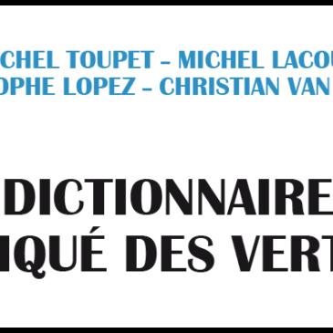 Dictionnaire des Vertiges